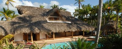 Large Luxury Villa 50m off the Best Beach (Playa Coson) in Gated Community
