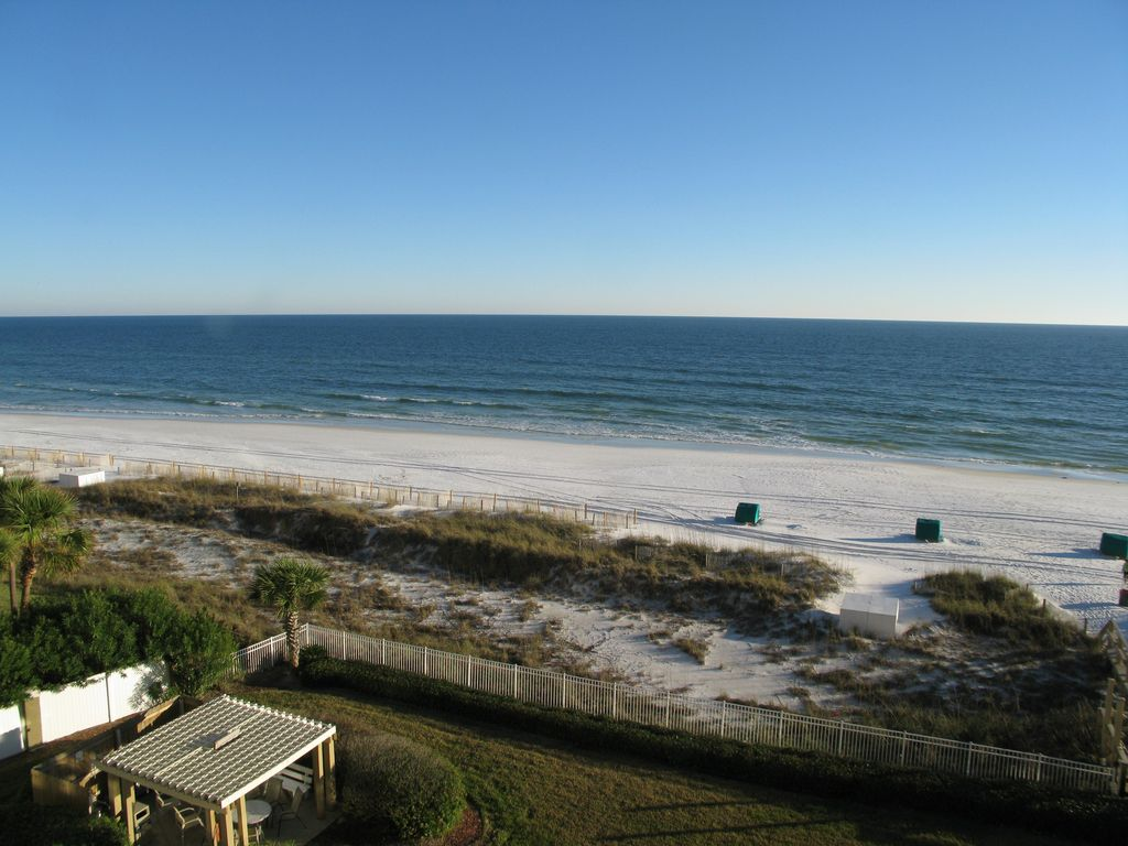 Direct Beach Front Condo Fit Flops Needed Free Beach