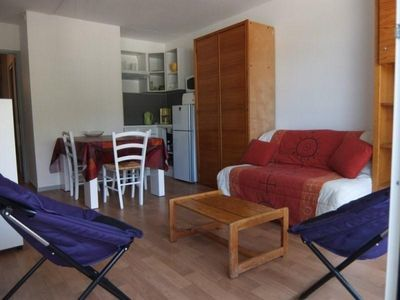 Photo for Apartment Gourette, 1 room, 6 persons