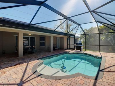 Photo for Newly Listed! Great NW Cape Coral Private Heated Pool Home, Minutes to Matlacha, Free Parking & WIFI