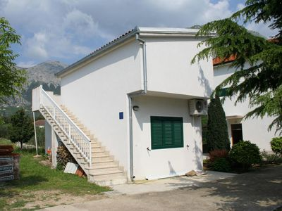 Photo for Studio appartment in Zaostrog (Makarska) capacity 2+1