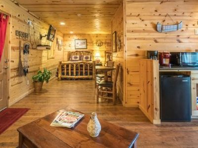 Photo for Shenandoah Peace ( 1-Bedroom Cabin )