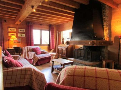 Photo for L'ETERLOU - 6 room chalet - Capacity 10 people