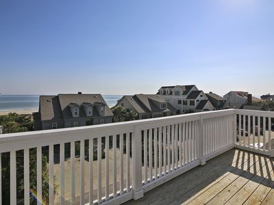 Photo for **FREE LINENS** ALL-INCLUSIVE RATES! Ocean Views, Easy Beach Access, Elevator