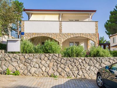 Photo for Apartment in Njivice (Krk), capacity 2+2