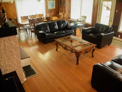 Photo for Sweeping Ocean Views. Beautifully Furnished Family Beach Home w Wifi