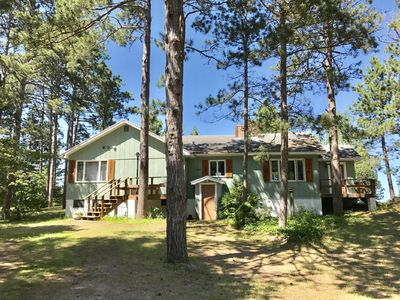 AuTrain Beach House on the Sandy Shores of Lk Superior! Min from Pictured Rocks!