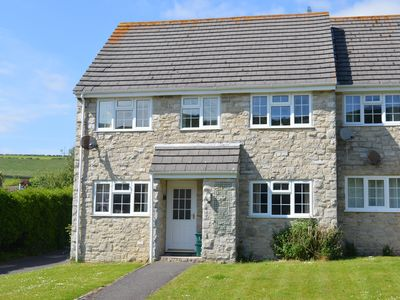 Photo for A bright cosy 1st floor flat in West Lulworth just 15 mins walk to Lulworth Cove