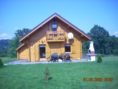 Photo for 2BR Chalet Vacation Rental in Ban sur meurthe Clefcy, Grand Est