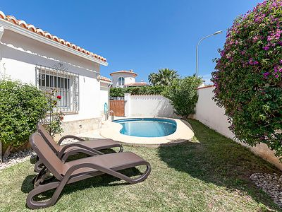Photo for Vacation home Tossal Gros in Dénia - 4 persons, 2 bedrooms