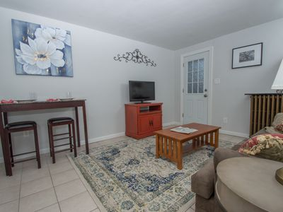 Photo for Private 1 Bed Apt. on Capitol Hill with Free Parking