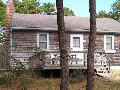Photo for Quaint Wellfleet Cottage-Private-Walk to Beach or Town