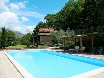 Photo for Vacation home Agriturismo Belvedere  in Benabbio/Bagni di Lucca, Pisa - Lucca surroundings - 5 persons, 1 bedroom
