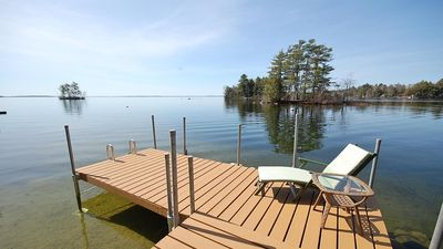 Photo for Maine  - Sebago Lake Retreat - Avail. 9/2/19 - 5/16/20
