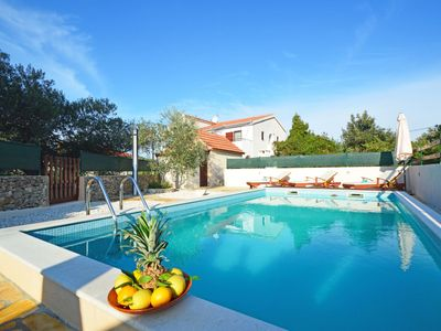 Photo for This 5-bedroom villa for up to 10 guests is located in Razanj/Ražanj and has a private swimming pool