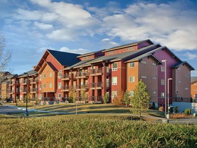 Photo for Two Bedroom Deluxe at Steamboat Springs, CO