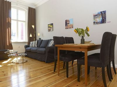 Photo for Duncker apartment in Prenzlauer Berg with lift.