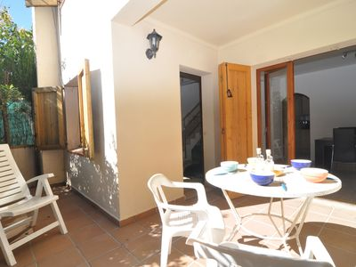 Photo for Nice house in l'Escala to enjoy your holidays with family and friends.