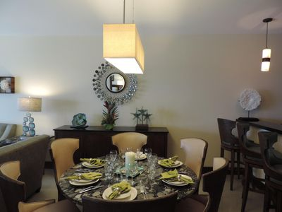 Private Dining Table