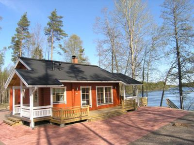 Photo for Vacation home Pernoo 1 in Kotka - 7 persons, 2 bedrooms