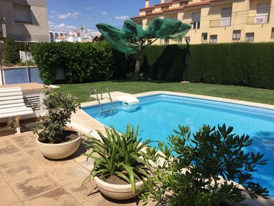 Photo for APARTMENT IN TORRE DE EMBARRA WITH POOL - 6 PEOPLE.