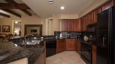 Photo for Your 2 bedroom La Cascada home away from home!