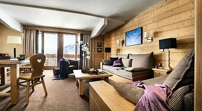 Photo for Résidence Pierre & Vacances Premium The Chalets du Forum **** - 5 Rooms 10 People Espace