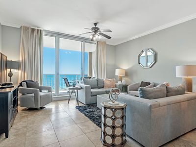 Photo for Indigo East 904- Beach Front View with Luxurious Interior and Amenities!