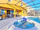 7BR House Vacation Rental in Kissimmee, Florida