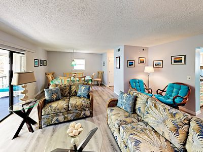 Photo for New 2BR Condo on the Intracoastal - Pool, Dock & Private Balcony