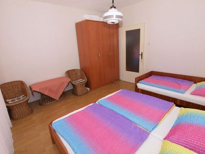 Photo for Holiday apartment Medulin for 5 persons with 2 bedrooms - Holiday apartment