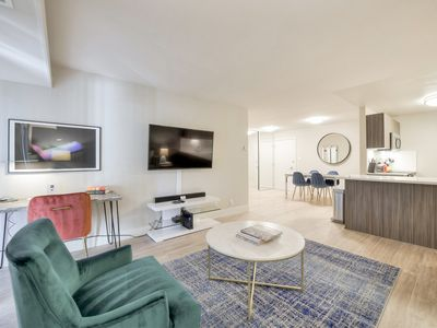 Photo for Urban Flat | 1BR In Sunnyvale | Neat & Clean