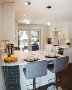 Photo for NEW Luxurious, Quiet, Bright, Modern, Private Garden Suite close to Deep Cove,
