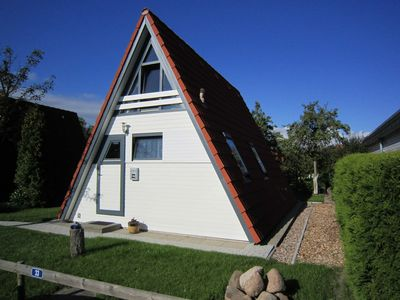 Photo for Holiday house 16 Wigwam 53qm for max. 5 people without pets - Ferienhaus Wigwam in the holiday village Altes