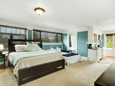 Photo for This 5 star accommodations newly designed with comfort in mind. Historic Bankers
