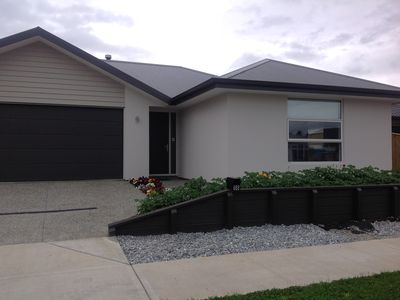 Photo for Delightful new home in central Motueka