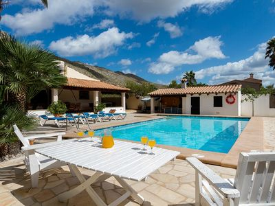 Photo for 4BR Villa Vacation Rental in Pollenca, Illes Balears