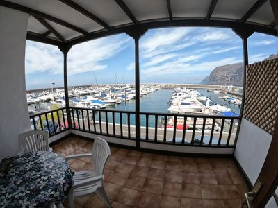 Photo for Holiday apartment Los Gigantes