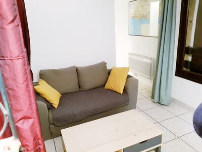 Photo for Apartment between sea and hiking in Cassis