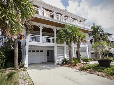 Photo for Oceanside Haven!!  Updated Duplex with Ocean Views!