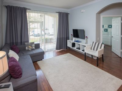 Photo for Near Disney World - Windsor Palms Resort - Feature Packed Cozy 3 Beds 2 Baths Condo - 3 Miles To Disney