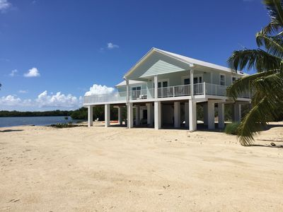 Photo for Extraordinary Beach Cottage... Spectacular Ocean Views..10 minutes from Key West