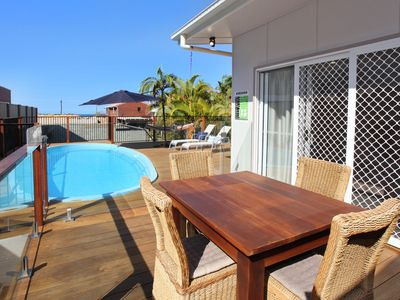 Photo for BEACH, SHOPS & FABULOUS VACATION HOME!
