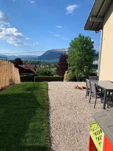 Photo for SAINT-JORIOZ, new house, Lake and Mountains view, 8 pers