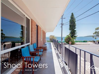 Photo for Shoal Bay Road, Shoal Towers, Unit 02, 11