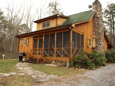 Photo for Heavenly Haven Cabin at Craig Creek