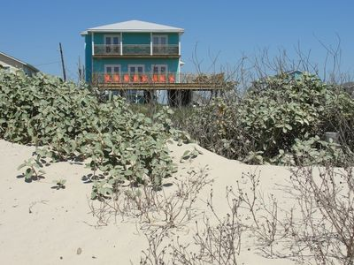Photo for BEACHFRONT   6 beds 4 baths