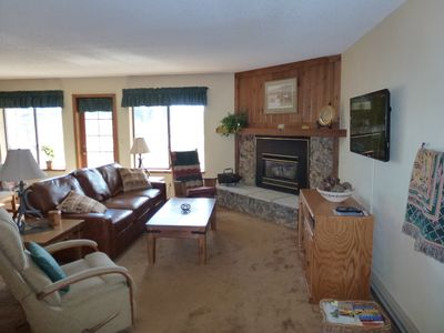 Photo for Cozy, Large Condo Adjacent to National Forest