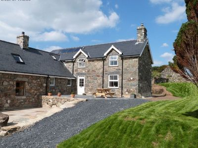 Photo for Ffermdy'r Waun - Five Bedroom House, Sleeps 10
