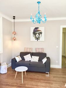 Photo for ideal location hypercentre Biarritz 2 bedrooms (garage option)